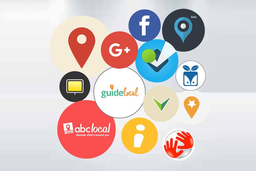 Ihre Firma in Online Verzeichnisse und Karten-Apps eintragen