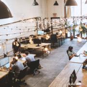 Mitarbeiter finden über Social Media