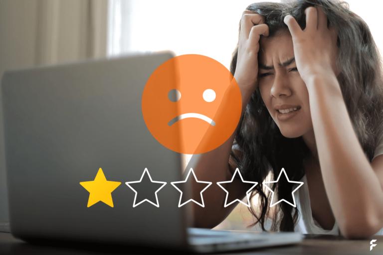 Tipps und Tricks für den Umgang mit negativen Bewertungen