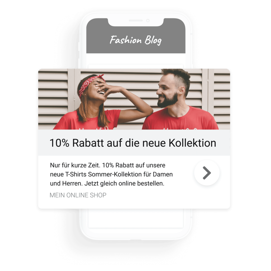 Google Display Ads bei FLYERALARM Digital schalten