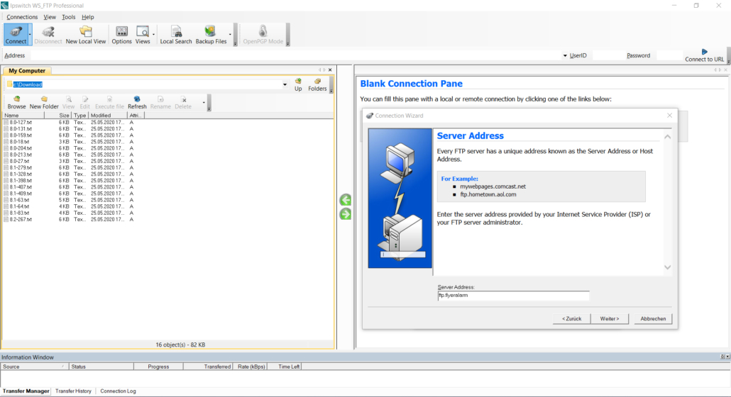 WS_FTP Professional Download