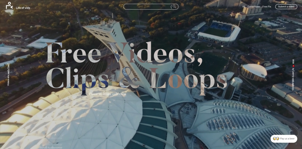 Free Videos, Clips & Loops - Life of vids