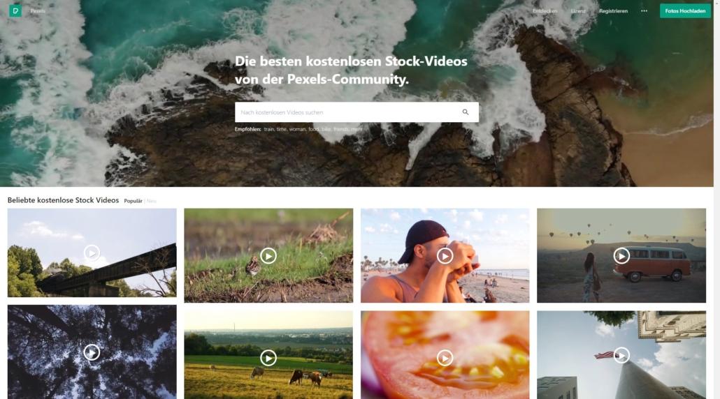 Die besten kostenlosen Stock-Videos von der Pexels-Community.