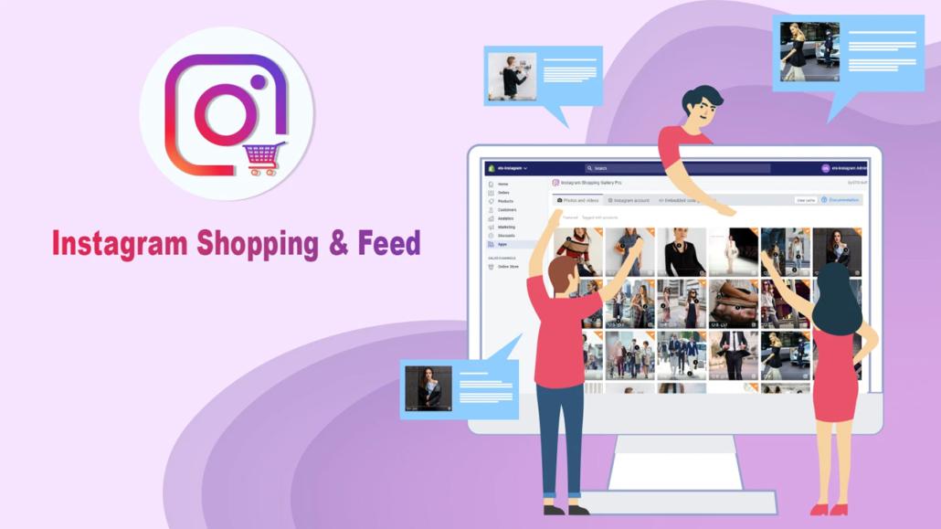 Shopify-Addon für Instagram-Shopping
