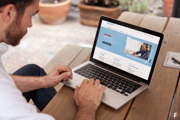 So geht's: Online Marketing Maßnahmen über FLYERALARM Digital
