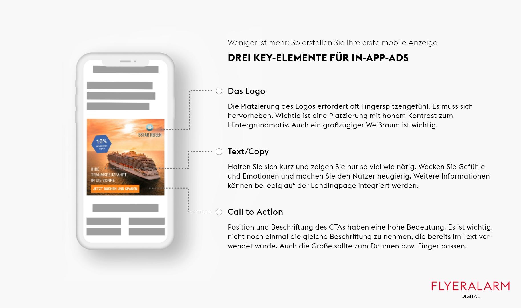 Tipps für das In-App-Banner-Design