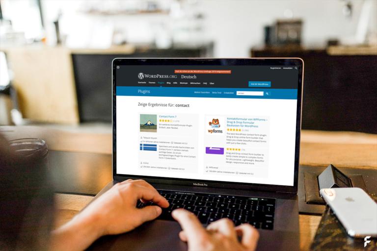5 beliebte Kontaktformular Plugins für Wordpress (2019)